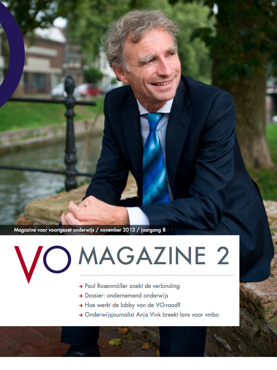 Cover VO-magazine met DreamStorm