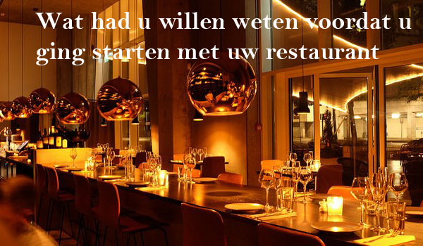 Restaurant-starten