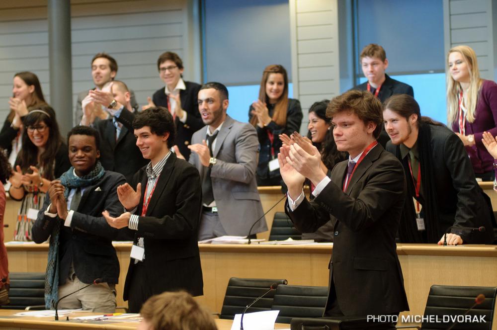 Parlement jeunesse 2012 - 16e édition